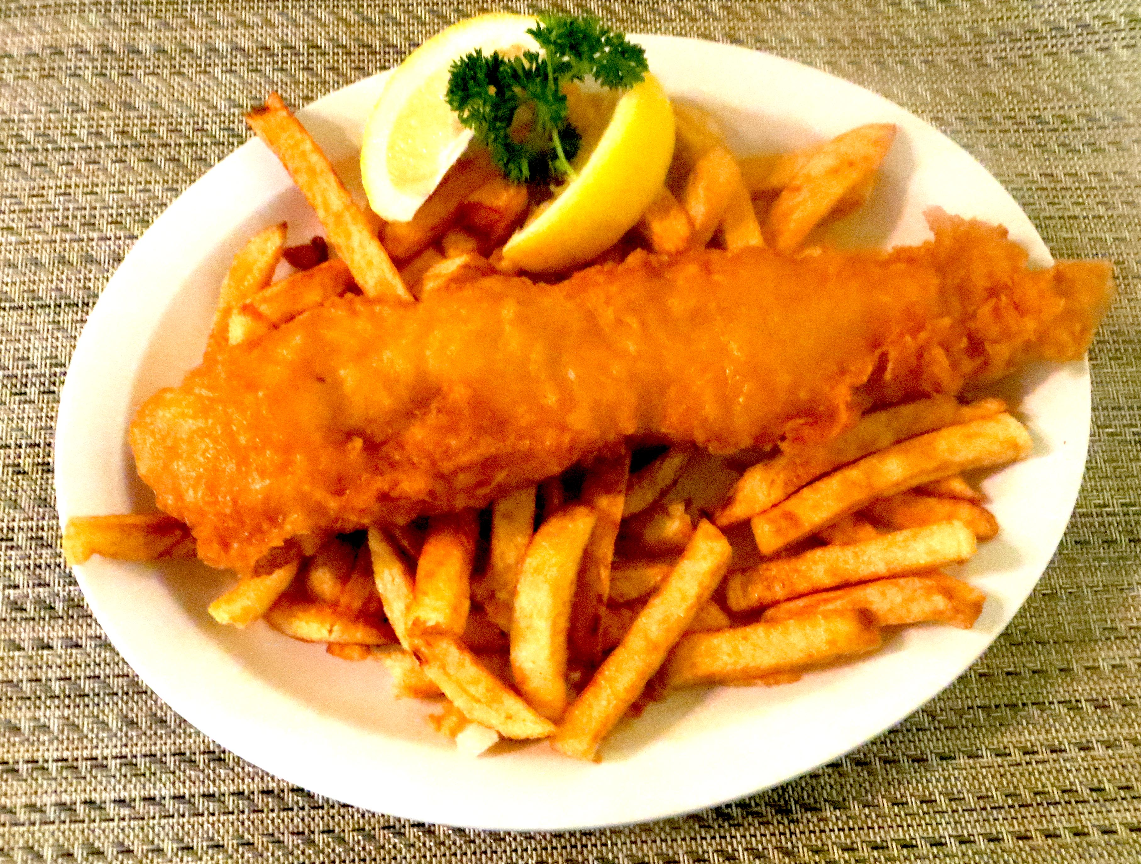Queen's Fish And Chips